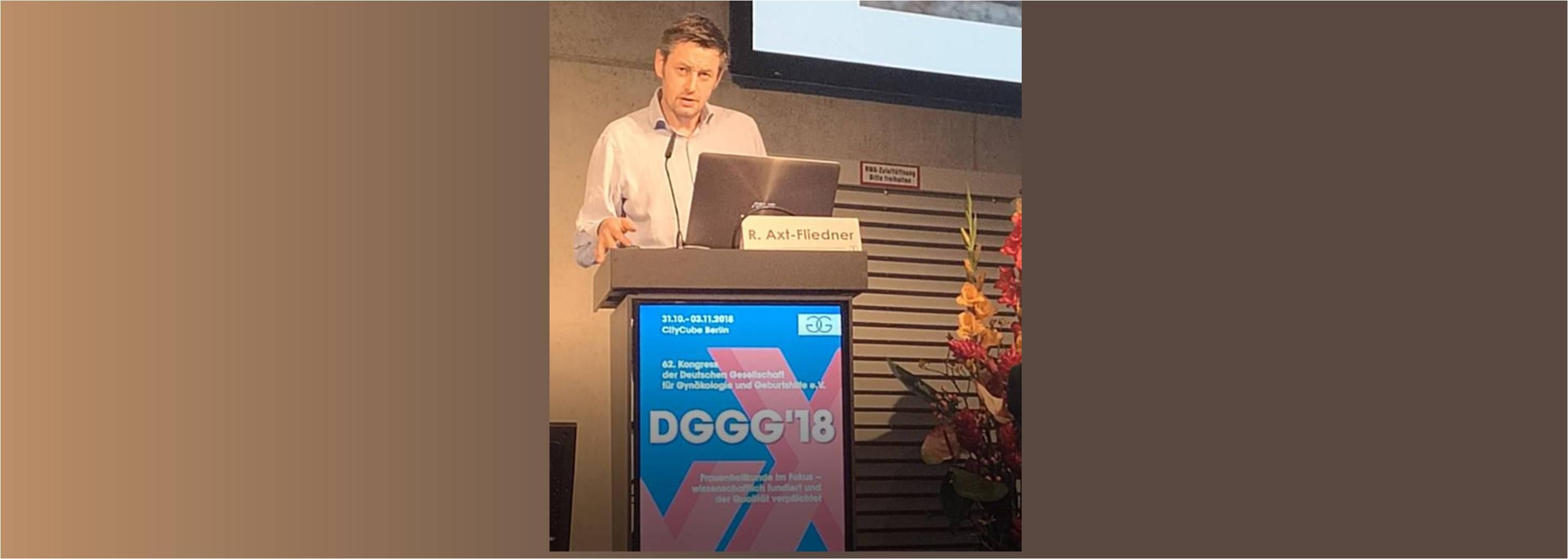 DGGG Kongress 2018 – Verbessertes Konzept für das vorgeburtliche und Neugeborenen-Screening vorgestellt