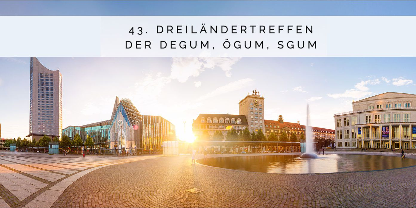 Eluthia beim 43. Dreiländertreffen der DEGUM, ÖGUM, SGUM – Symposium zum UNITY TEST™ geleitet von Prof. Dr. med. Axt-Fliedner
